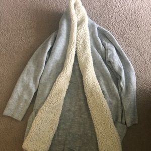 Warm & Fuzzy Cardigan